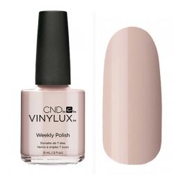 CND Vinylux №259 Cashmere Wrap - Лак для ногтей 15 мл нежный телесный цвет.
