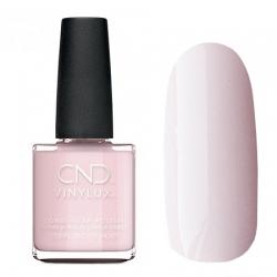 CND Vinylux №295 Aurora - Лак для ногтей 15 мл нежный розовый плотный оттенок.