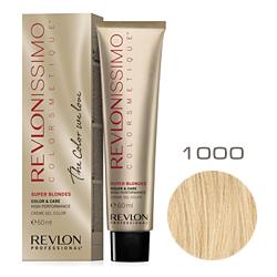Revlon Professional Revlonissimo Colorsmetique Super Blondes - Крем-гель для перм. окрашивания волос 1000 Натуральный блондин 60 мл