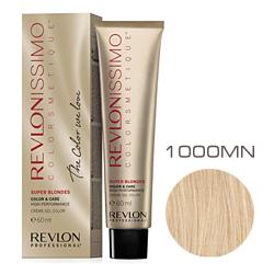 Revlon Professional Revlonissimo Colorsmetique Super Blondes - Крем-гель для перм. окрашивания волос 1000 MN Натуральный блондин 60 мл