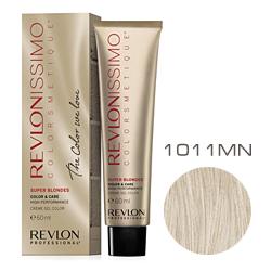 Revlon Professional Revlonissimo Colorsmetique Super Blondes - Крем-гель для перм. окрашивания волос 1011 MN Пепельный блондин 60 мл