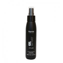 Kapous - Гель-спрей для волос сильной фиксации 100 мл