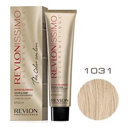 Revlon Professional Revlonissimo Colorsmetique Super Blondes - Крем-гель для перм. окрашивания волос 1031 Бежевый блондин 60 мл