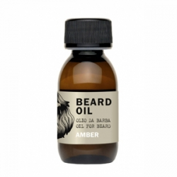 Davines Dear Beard Oil Amber - Масло для бороды с ароматом Амбры 50мл