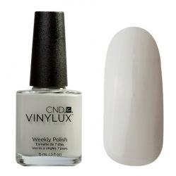 CND Vinylux №107 Cityscape - Лак для ногтей 15 мл бежево-серый светлый, эмаль.