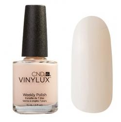 CND Vinylux №126 Lavishly Loved - Лак для ногтей 15 мл нежно-розово-бежевый, эмаль.