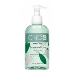 CND Scentsations Birch & Mint Lotion - Лосьон для рук и тела «Береза - Мята» 245 мл