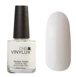 CND Vinylux №151 Studio White - Лак для ногтей 15 мл  молочно белая эмаль.