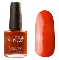 CND Vinylux №172 Fine Vermillion - Лак для ногтей 15 мл