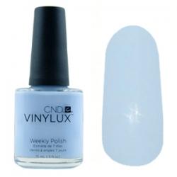 CND Vinylux №183 Creekside - Лак для ногтей 15 мл пастельный светло-голубой.