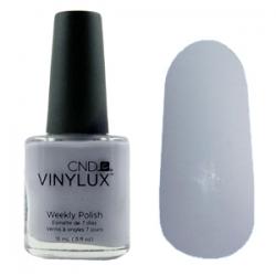 CND Vinylux №184 Thistle Thicket  - Лак для ногтей 15 м серый с легким оттенком лаванды