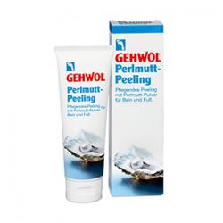 Gehwol Mother-of-Pearl scrub - Жемчужный пилинг 125 мл