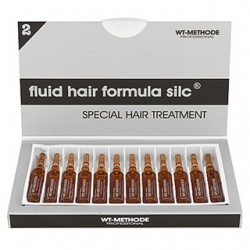WT-Methode Fluid hair formula silc /Флюид Хаир Формула Силк 12*10 мл