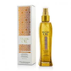 L'Oreal Professionnel Mythic Oil Shimmerring Oil - Мерцающее масло для волос и тела 100 мл