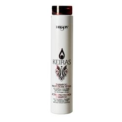 Dikson Keiras Shampoo Protezione Attiva - Шампунь «Активная защита» с маслом Арганы и экстрактом семени льна для окрашенных волос 250 мл