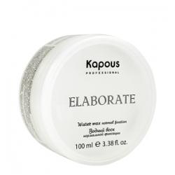 Kapous Professional Elaborate - Водный воск нормальной фиксации 100 мл