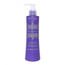 Kapous Macadamia Oil - Шампунь с маслом ореха макадамии для всех типов волос 250 мл