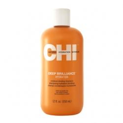 CHI Deep Brilliance Hydration Moisture Binding Shampoo - Шампунь увлажняющий 350 мл
