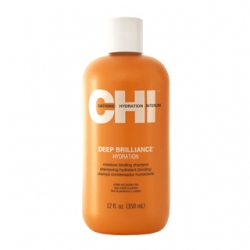 CHI Deep Brilliance Hydration Moisture Binding Shampoo - Шампунь увлажняющий 350 мл