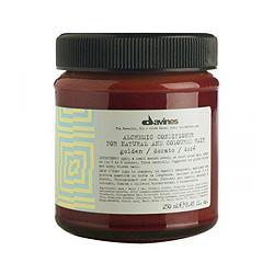 Davines Alchemic Conditioner for natural and coloured hair (golden) - Кондиционер «Алхимик» для натуральных и окрашенных волос (золотой) 250 мл