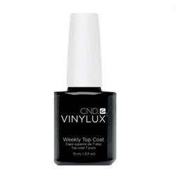 CND Vinylux Top Coat - Верхнее покрытие ногтей 15 мл
