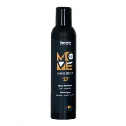 Dikson Move Me 27 Shine Effect - Спрей с эффектом шелкового блеска 300 мл