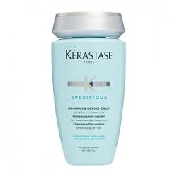 Kerastase Specifique Sensidote Dermo-Calm - Шампунь-ванна для чувствительной кожи головы и сухих волос 250 мл