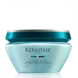 Kerastase Resistance Masque Force Architecte - Восстанавливающая маска для поврежденных волос 200 мл