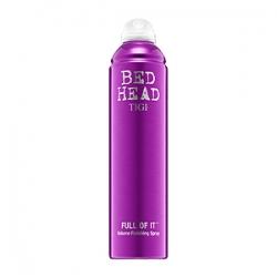 TIGI Bed Head Full Of It Volume Finishing Spray - Финишный лак для сохранения объема волос 371мл