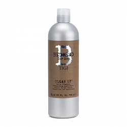TIGI Bed Head B for Men Clean Up Daily Shampoo - Шампунь для ежедневного применения 750мл