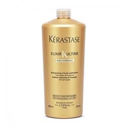 Kerastase Elixir Ultime Fondant - Молочко для красоты всех типов волос 1000 мл