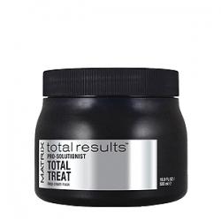 Matrix Total Results Pro Solutionist Treat Deep Cream Mask - Крем-маска для глубокого ухода за волосами 500 мл