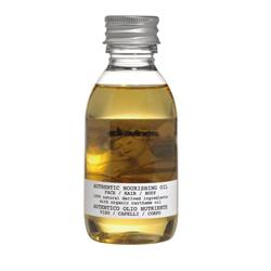 Davines Authentic Formulas Nourishing oil face/hair/body - Питательное масло для лица, волос и тела 140 мл