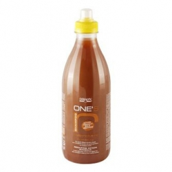 Dikson One's Shampoo Riparatore - Восстанавливающий шампунь с хитозаном д/ломких, сухих, оч. чувств. волос, шоколад с орехами, 1000 мл