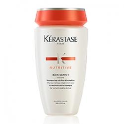 Kerastase Nutritive Bain Satin 1 - Шампунь-ванна для нормальных слегка сухих волос 250 мл