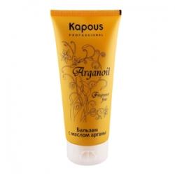 Kapous Arganoil Бальзам для волос с маслом арганы 200 мл