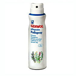 Gehwol Caring Foot Spray - Дезодорант для ног 150 мл
