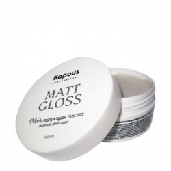 Kapous Professional Крем-воск для волос нормальной  фиксации 100 мл