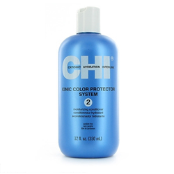 CHI Ionic Color Protector System 2 Moisturizing Conditioner - Кондиционер «Защита цвета» 350мл