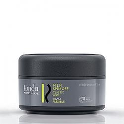 Londa Men Spin Off - Классический воск для волос нормальной фиксации 75 мл