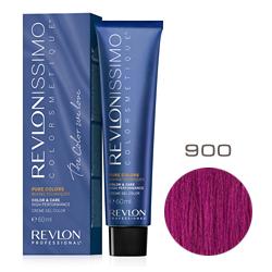 Revlon Professional Revlonissimo Colorsmetique Pure Colors - Крем-гель для перманентного окрашивания волос 900 Фуксия 60 мл