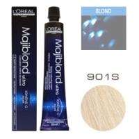 L'Oreal Professionnel Majiblond - Краска для волос Мажиблонд ультра 901s Очень яркий блондин пепельный 50 мл