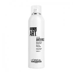 L'Oreal Professionnel Tecni. Art Fix Anti-Frizz - Спрей сильной фиксации с защитой от влаги (фикс.4) 250 мл