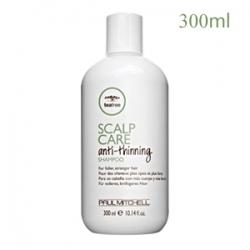 Paul Mitchell Tea Tree Scalp Care Anti-Thinning Shampoo - Шампунь против истончения волос 300 мл