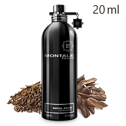 Montale Steam Aoud «Поток Уда» - Парфюмерная вода 20ml
