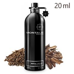 Montale Steam Aoud «Поток Уда» - Парфюмерная вода 20ml