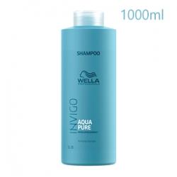Wella Professionals Invigo Balance Aqua Pure Purifying Shampoo - Очищающий Шампунь 1000 мл