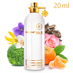 Montale Aoud Blossom «Уд и Цветы» - Парфюмерная вода 20ml