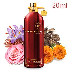 Montale Aoud Red Flowers «Уд и Красные цветы» - Парфюмерная вода 20ml