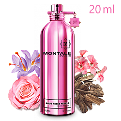 Montale Aoud Roses Petals «Уд и лепестки розы» - Парфюмерная вода 20ml